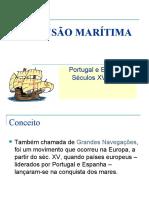 Expansão Marítima f