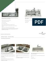 Plumbing Selections R