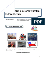 Guia Independencia