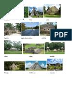 Sitios Arqueologicos Mayas