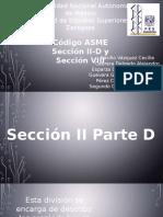 ASME 2D Subparte 1 2