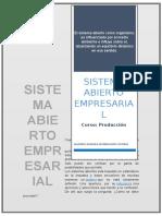 Sistema Abierto Empresarial