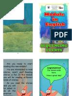 Module in English