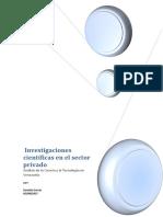 E9_Investigaciones Científicas en El Sector Privado