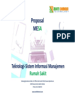 Proposal Mesa Tsimars 2017