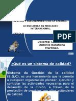 Clase 05. Gestion y Aseguramiento de La Calidad 2017.