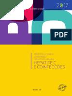 PROTOCOLO CLÍNICO E DIRETRIZES TERAPÊUTICAS PARA HEPATITE C E COINFECÇÕES - 2017
