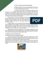 Budidaya Ikan Lele Dengan Sistem Bioflok