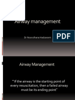 1. Airway Management