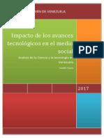 E10_Impacto de Los Avances Tecnológicos en El Medio Social