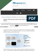Programarfacil Com Blog Vision Artificial Detector de Bordes