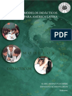 20 Modelos Educativos Para America Latina Oea.pdf Texto Completo