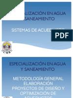 Metodología General Estudios