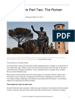 ancient rome- newslea article