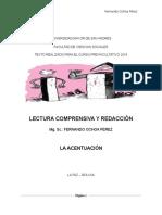 u4. Acentuación (Fernando Ochoa p)
