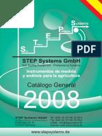 Katalog STEPmedidores de gas