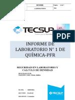 Informe de Quimica Nº4