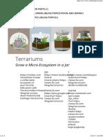 Terrariums Fix