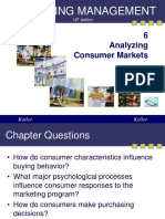 Analyzing Consumer Market-Kotler