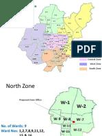 Zone Map of BMC Area