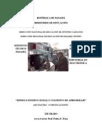 Módulo de Comunicaciones de Xii Grado