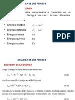 Clase 3 (2016) Mec de Fluidos Dinámica de Fluidos