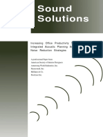 Sound Solutions 1996