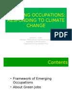 Emerging Occupations