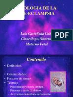 Etiologia de La Preeclampsia