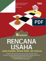 Manual Usaha Praktis - Rencana Usaha