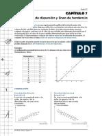 Cap 7. Diagramas de Dispersión
