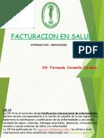 Facturacion Soat 2423 Dr Jaramillo