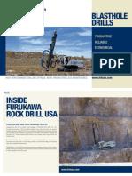 Furukawa Crawler Drill