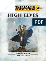 Warhammer Aos High Elves En