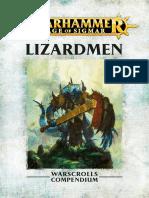 Warhammer Aos Lizardmen En