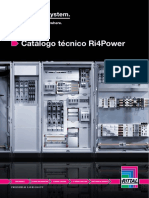 Rittal Catálogo Técnico Ri4Power 5 1754