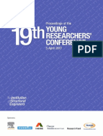 YRC Proceedings 2017