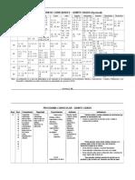 Programacion Curricular -Completa