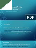 Enfermedad Pélvica Inflamatoria (Epi)