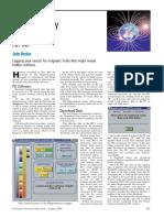 John Becker PIC Magnetometry Logger Part 2