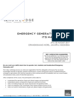 Emergency Gen Set (Indonesia) (August 2017)_khaleda