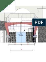 Poduzni Presek Building Section