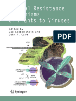 Natural Resistance Mechanisms of Plants to Viruses
