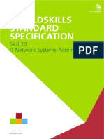 WSC2015 WSSS39 IT Network Systems Administration