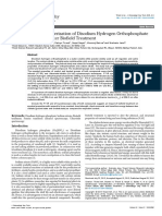 Trivedi Effect - Spectroscopic Characterization of Disodium Hydrogen Orthophosphate and Sodium Nitrate after Biofield Treatment