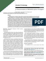 Trivedi Effect - Phenotypic and Biotypic Characterization of Klebsiella oxytoca