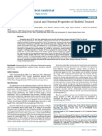 Trivedi Effect - Characterization of Physical and Thermal Properties of Biofield Treated Neopentyl Glycol