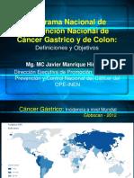 Cancer Gastrico - Jemh