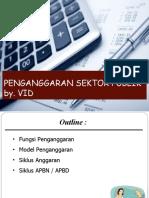 (3) Penganggaran SP & Siklus Anggaran Pemerintah