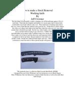 Working Knife